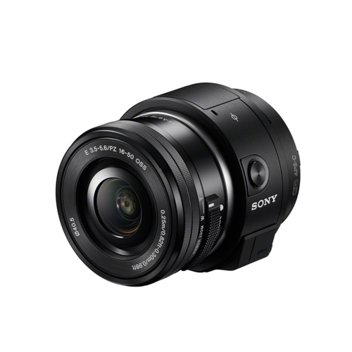 Sony α ILCE-QX1 (Schwarz)