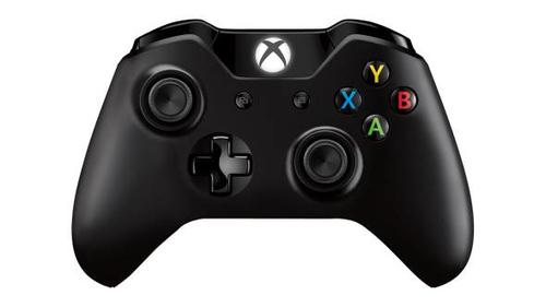 Microsoft 7MN-00002 Spielkontroller (Schwarz)