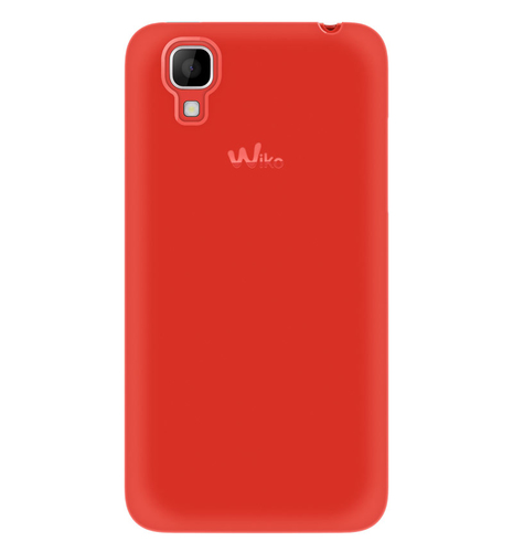 Wiko 2skins (Coral)