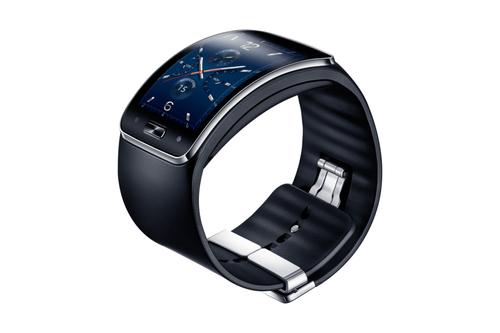 Samsung Strap Bangle Gear S (Blau)