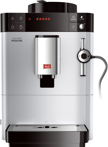 Melitta Caffeo Passione (Silber)