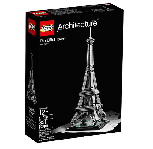 Lego Architecture Der Eiffelturm 321Stück (Grafit)