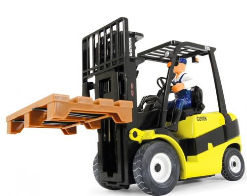 Dickie Toys RC Forklift, RTR (Schwarz, Gelb)