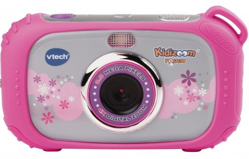 VTech Kidizoom Touch 2MP Violett (Pink, Violett)