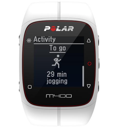 Polar M400 (Weiß)