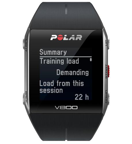 Polar V800 (Schwarz)