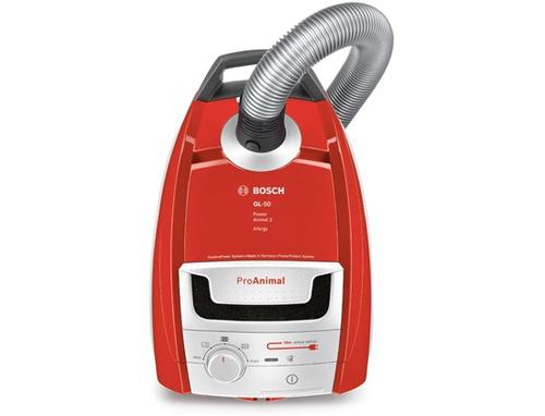 Bosch BSGL5ZOO2 Staubsauger (Rot)