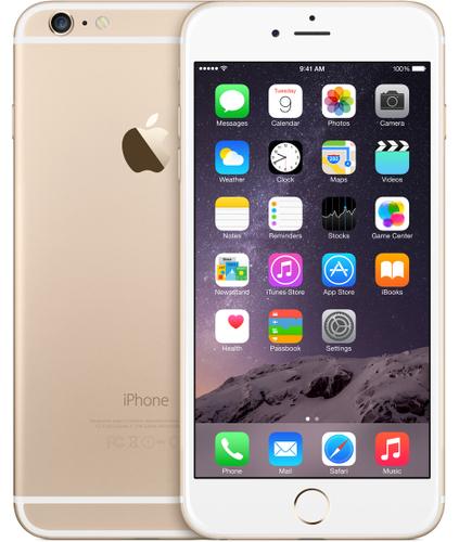 Apple iPhone 6 Plus 64GB (Gold)