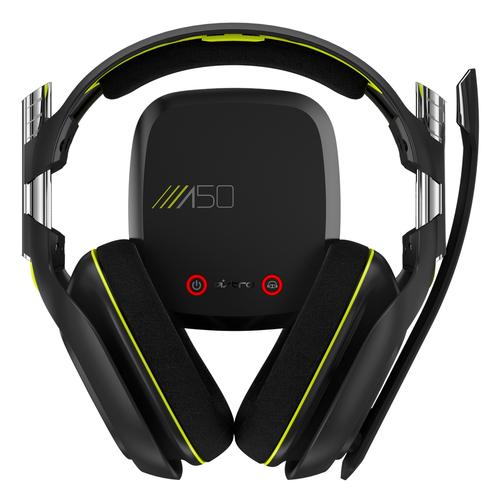 ASTRO Gaming A50 (Schwarz)