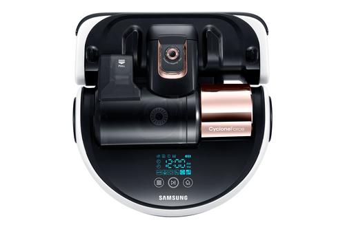 Samsung VR20H9050UW Roboter-Staubsauger (Schwarz, Silber)