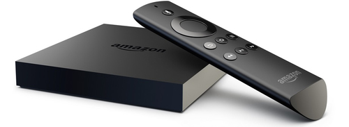 Amazon Fire TV (Schwarz)