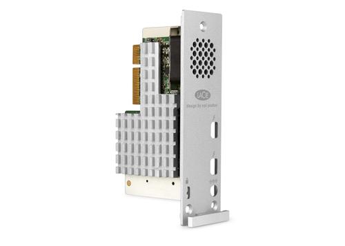 LaCie 128GB d2 SSD 128GB (Silber)