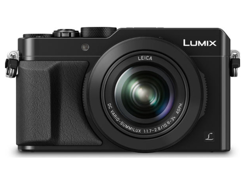 Panasonic Lumix DMC-LX100 (Schwarz)