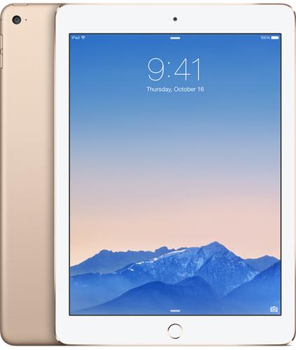 Apple iPad Air 2 32GB Gold Tablet (Gold)