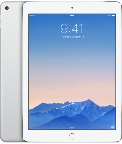 Apple iPad Air 2 128GB Silber Tablet (Silber)