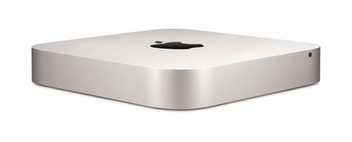 Apple Mac mini 1GHz i5-4260U Nettop Silber Mini-PC (Silber)
