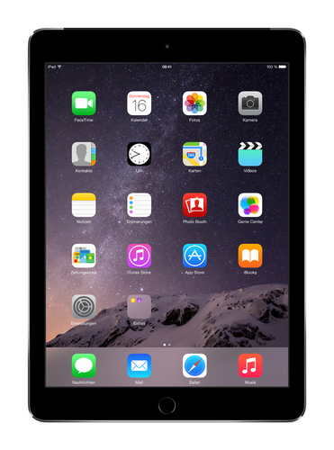 Apple iPad Air 2 16GB 4G Grau (Grau)
