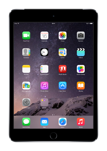 Apple iPad mini 3 16GB 4G Grau (Grau)
