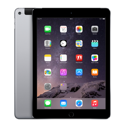 Apple iPad Air 2 64GB 3G 4G Grau (Grau)