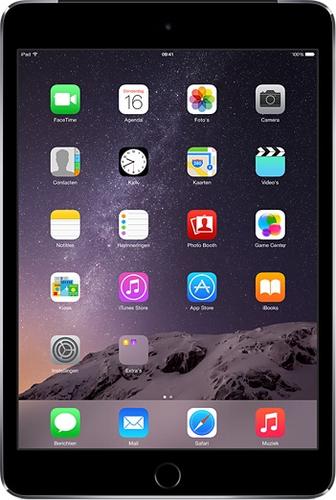 Apple iPad mini 3 16GB Grau (Grau)
