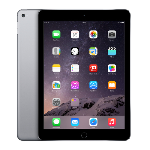 Apple iPad Air 2 128GB Grau (Grau)