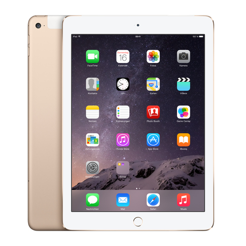 Apple iPad Air 2 16GB 4G Gold (Gold)