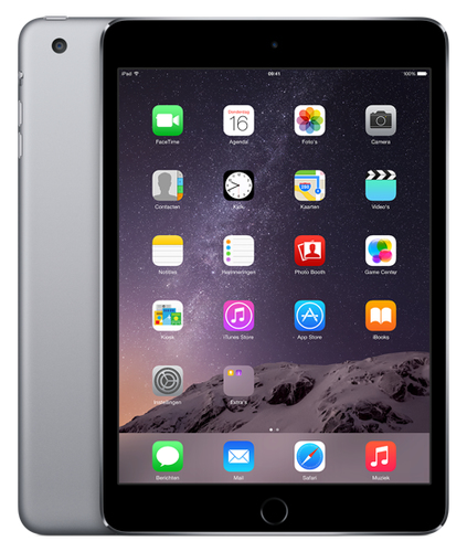 Apple iPad mini 3 16GB 3G 4G Grau (Grau)