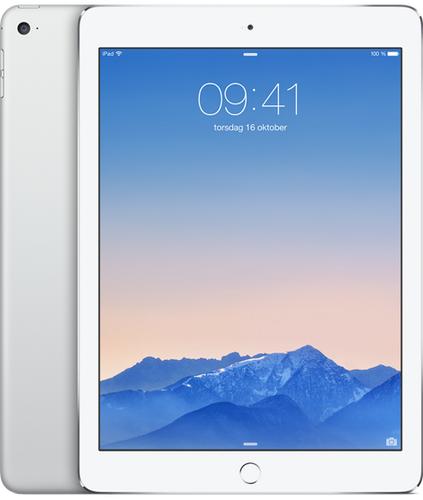 Apple iPad Air 2 64GB 3G 4G Silber (Silber)