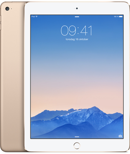 Apple iPad Air 2 16GB 3G 4G Gold (Gold)