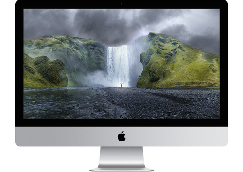 """Apple iMac 27"""" Retina 5K (Silber)"""
