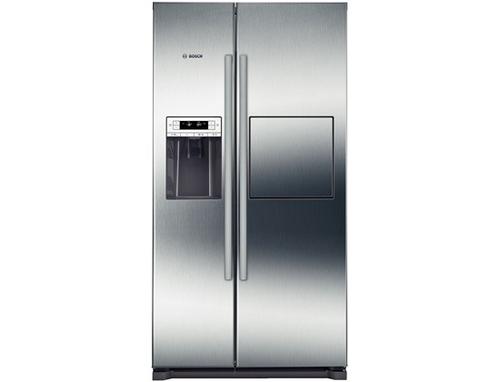 Amerikanischer Kühlschrank Günstig Kaufen : Bosch kag90ai20 side by side kühlschrank edelstahl in stuttgart