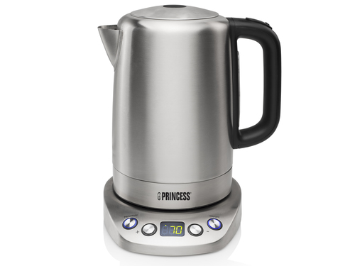 Princess Digital Kettle Stainless Steel Deluxe (Edelstahl)