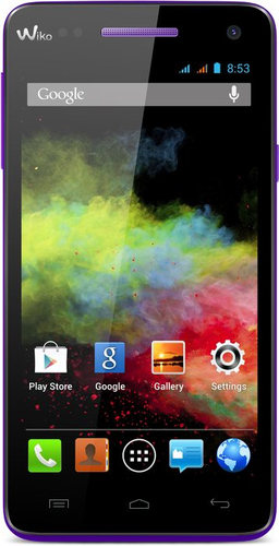 Wiko 4G 8GB 4G Violett (Violett)