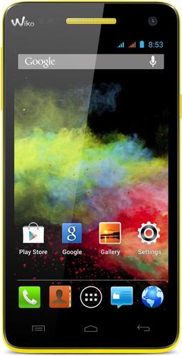 Wiko 4G 8GB 4G Gelb (Gelb)