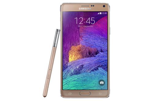 Samsung Galaxy Note 4 32GB SM-N910F (Gold)