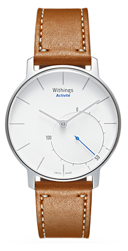 Withings Activité (Silber)