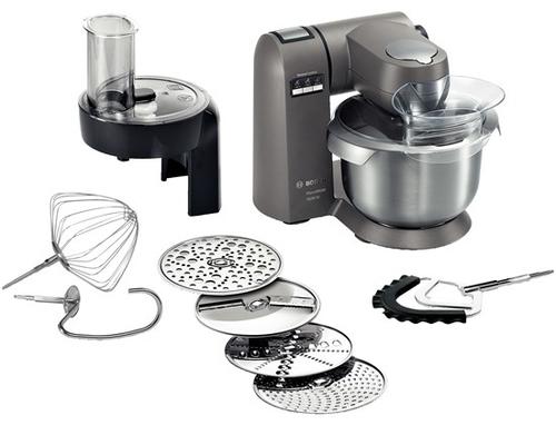 Bosch MUMX30GXDE Küchenmaschine (Edelstahl)