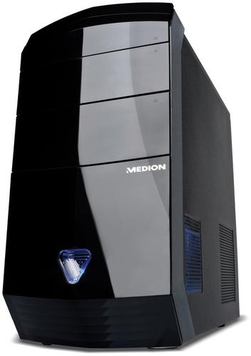 Medion AKOYA PC P5261 E (Schwarz)