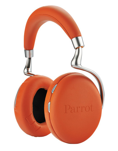 Parrot Zik 2.0 (Orange)