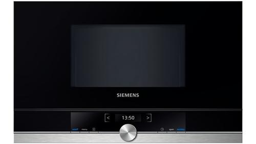 Siemens BF634LGS1 Mikrowelle (Schwarz, Edelstahl)