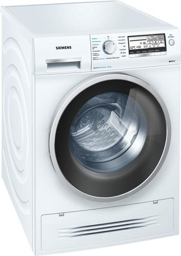 Siemens WD15H540 Wasch-Trockner (Weiß)