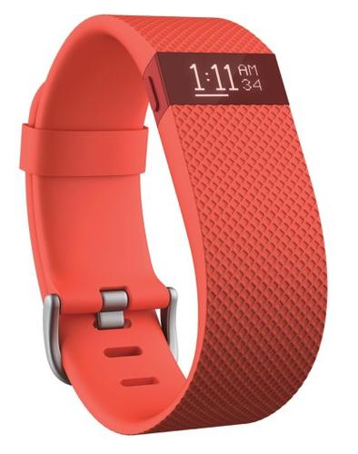 Fitbit Charge HR (Orange)