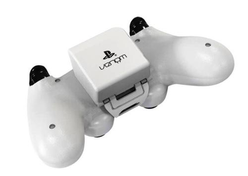 4Gamers VL027294 Ladegeräte für Mobilgerät (Weiß)