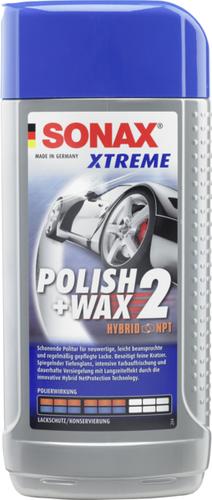 Sonax 207200 Auto-Kit (Blau, Grau)