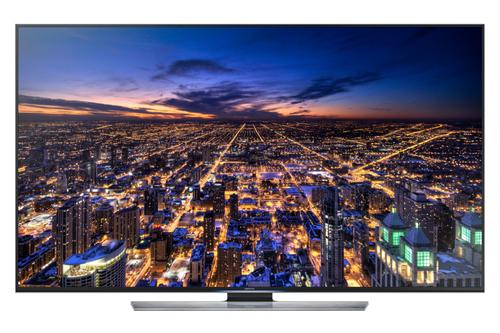 """Samsung UE85HU7500L 85"""" 4K Ultra HD 3D Kompatibilität Smart-TV WLAN Schwarz, Silber (Schwarz, Silber)"""