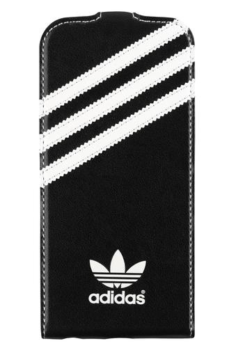 Adidas 18271 Handy-Schutzhülle (Schwarz, Weiß)