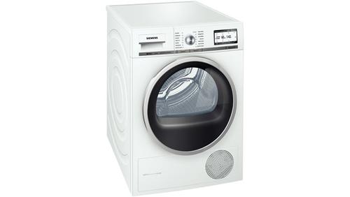 Siemens WT48Y7W3 Wäschetrockner (Weiß)