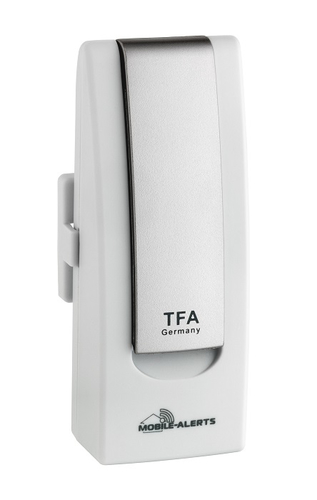 TFA 31.4002.02 Batterie/Akku Grau Wetterstation (Grau)