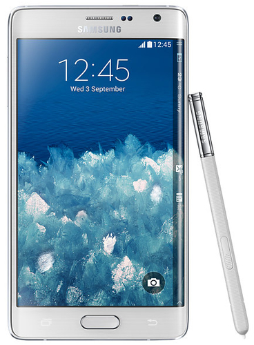 Samsung Galaxy Note Edge SM-N915F 32GB 4G Weiß (Weiß)