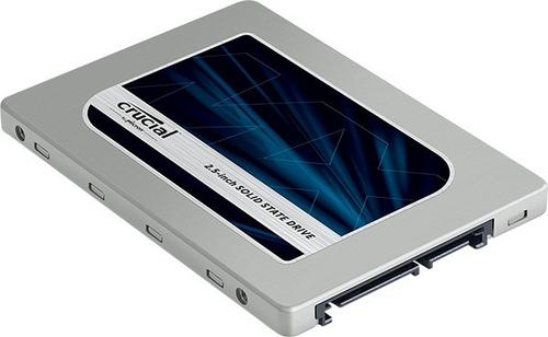 Crucial MX200 250GB 250GB (Silber)